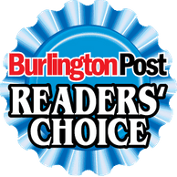 Burlington Post Reader's Choice