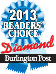 Reader's Choice 2013