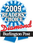 Reader's Choice 2009