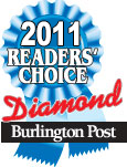 Reader's Choice 2011
