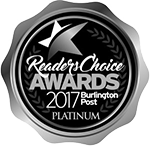 Reader's Choice 2017 Platinum